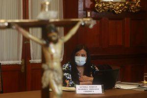 Secretaria general de la Presidencia de la República, Mirian Morales Córdova
