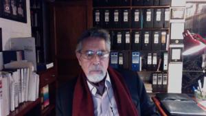 Congresista Francisco Sagasti