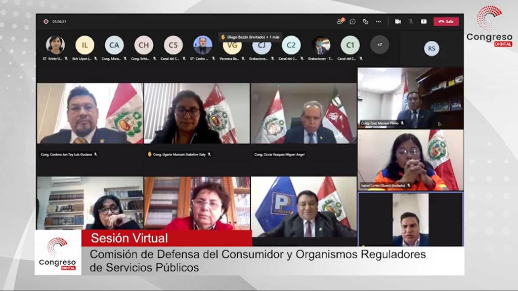 Congresista José Luna (PP) presidirá Comisión de Defensa del Consumidor 2021-2022